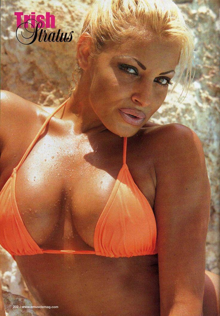 trish stratus in a string bikini jpg 422x640