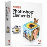 Adobe Photoshop Elements 6 for Mac (OLD VERSION) (DVD-ROM)By Adobe            5 used and new from $64.98