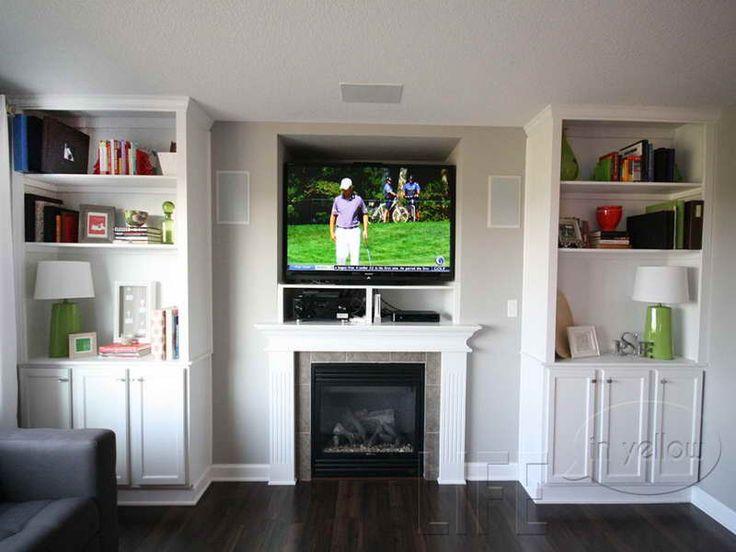 9 besten Fireplace Bilder auf Pinterest Wohnideen, Kamin update - wohnideen wohnzimmer diy