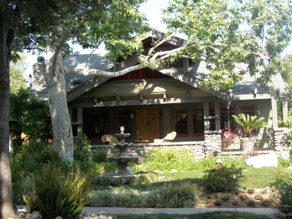 The Craftsman Homes Of Pasadena Homes Of Note Home