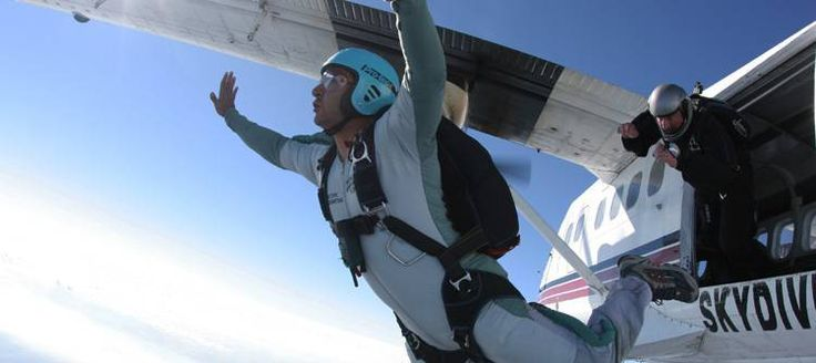 Skydive Sebastian - Accelerated Freefall Parachute Training, Learn to Skydive in Florida