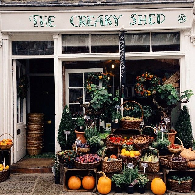 The Creaky Shed // London, England