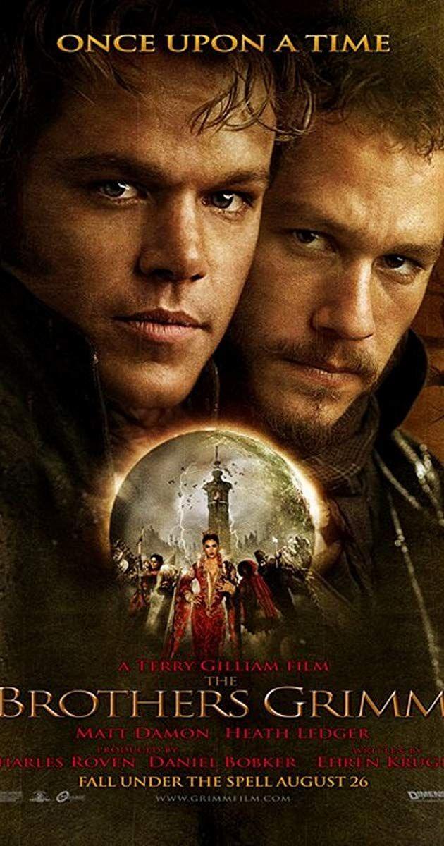 Directed by Terry Gilliam  With Matt Damon, Heath Ledger