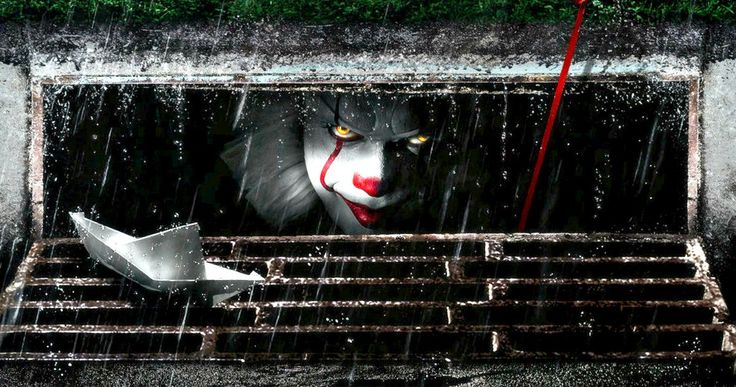 IT Teaser Announces New Trailer Is Coming Thursday -- New Line is ready to frightened audiences with more footage of killer clown Pennywise in the all-new IT trailer dropping this Thursday. -- http://movieweb.com/it-movie-2017-teaser-video-pennywise-slide-show/