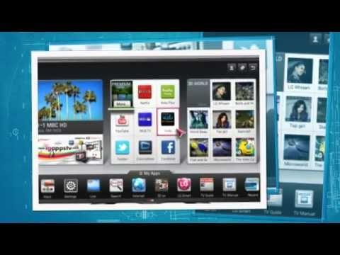 LG Electronics 47LA6200 47-Inch Cinema 3D LED-LCD HDTV