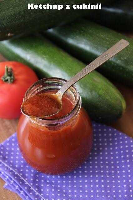 ugotowac.blogspot.com: Ketchup z cukinii