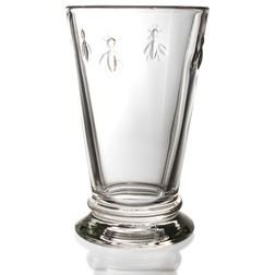 Bees...transitional cups and glassware by Bliss Home & Design