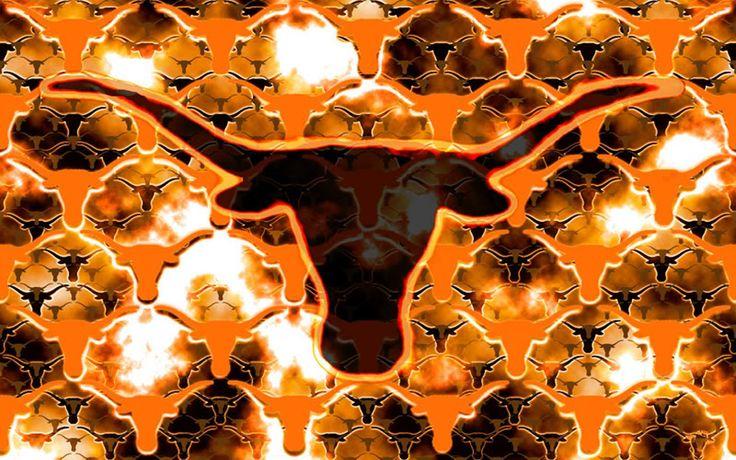 Texas Longhorns Wallpaper | Hooked On Horns ~ 100% Texas Longhorns! ~ Sports News Updates