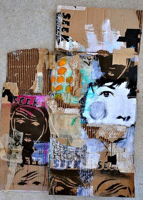 Art Fest- Orly Avineri, Outside the Inside. Via Dina Wakely's Flickr stream