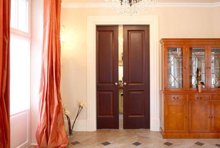 drzwi machoniowe angielskie