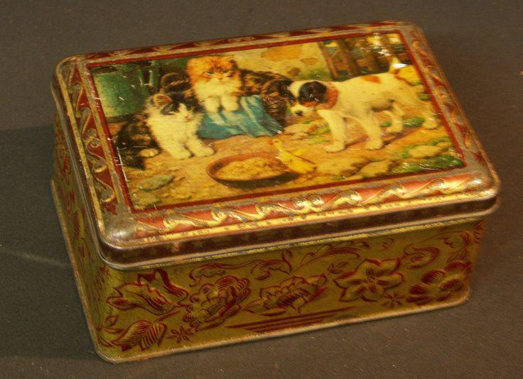 18 Best Box Boites Images On Pinterest Vintage Tins Tin