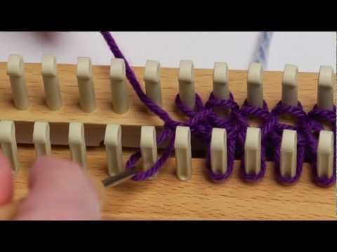 204 Best Loom Knitting Videos Techniques And Stitches Images On
