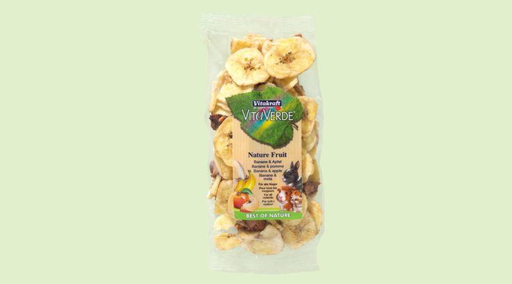 Vita Verde Banana & Mela, ricco di vitamine ed energia!