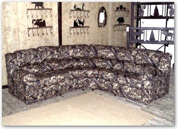 Sectional Sleeper Sofa My ideal camo couch