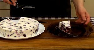 Торта – парфе с вишни и бисквити: Модерна и лесна рецепта!