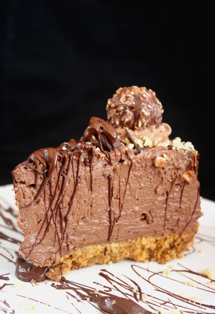 Nutella and Fererro Rocher Cheesecake A Collection of the Best Cheesecake Blogs. Get the Top Stories on Cheesecake in your inbox