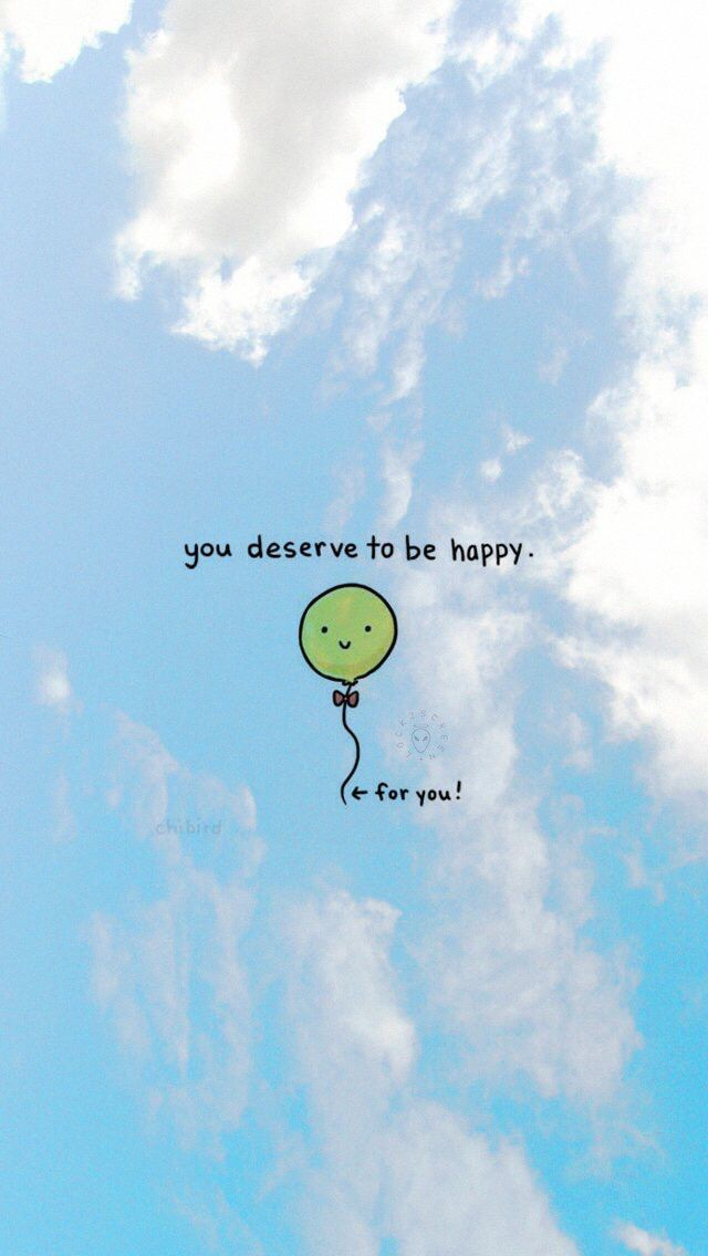 Aesthetic Wallpaper Quotes Happy
