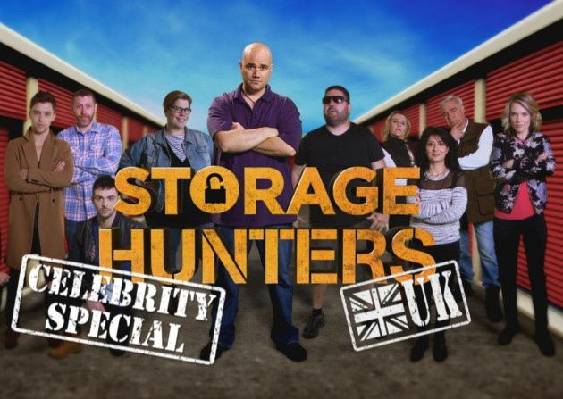   UNION J JJ HAMBLETT IN CELEBRITY STORAGE HUNTERS!   http://www.boybands.co.uk