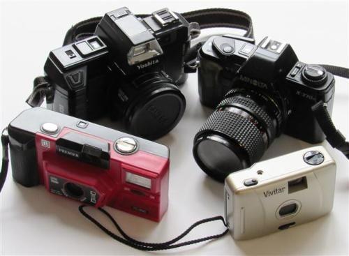 Cameras - Vintage cameras for sale in Port Elizabeth (ID:241503797)