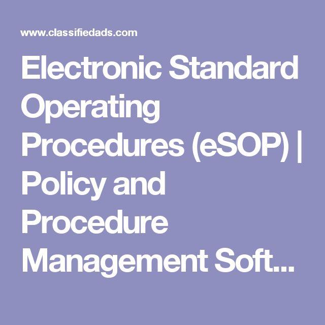 Management SoP