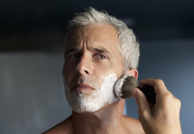 How to make your own cold process shaving soap - with a custom recipe just for shaving.