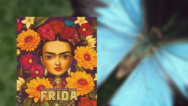 """Anlässlich des 110. Geburtstags der mexikanischen Malerin Frida Kahlo erscheinen zwei ungewöhnliche Bücher unter dem gleichen Titel """"Frida"""". Der französische Künstler Benjamin Lacombe hat ihr ein Bilderbuch, die italienische Illustratorin Vanna Vinci eine Graphic Novel gewidmet."""