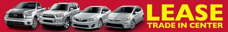 Toyota Lease Trade-In #cheapest #car #to #lease http://lease.remmont.com/toyota-lease-trade-in-cheapest-car-to-lease/  What Are Your Options as Your Lease Reaches Expiration? It's a great idea to begin thinking about your options well in advance of the expiration of your lease – especially if you have a year or less. Let our trained professionals at Toyota Direct help you decide which option is best for your situation. Here […]