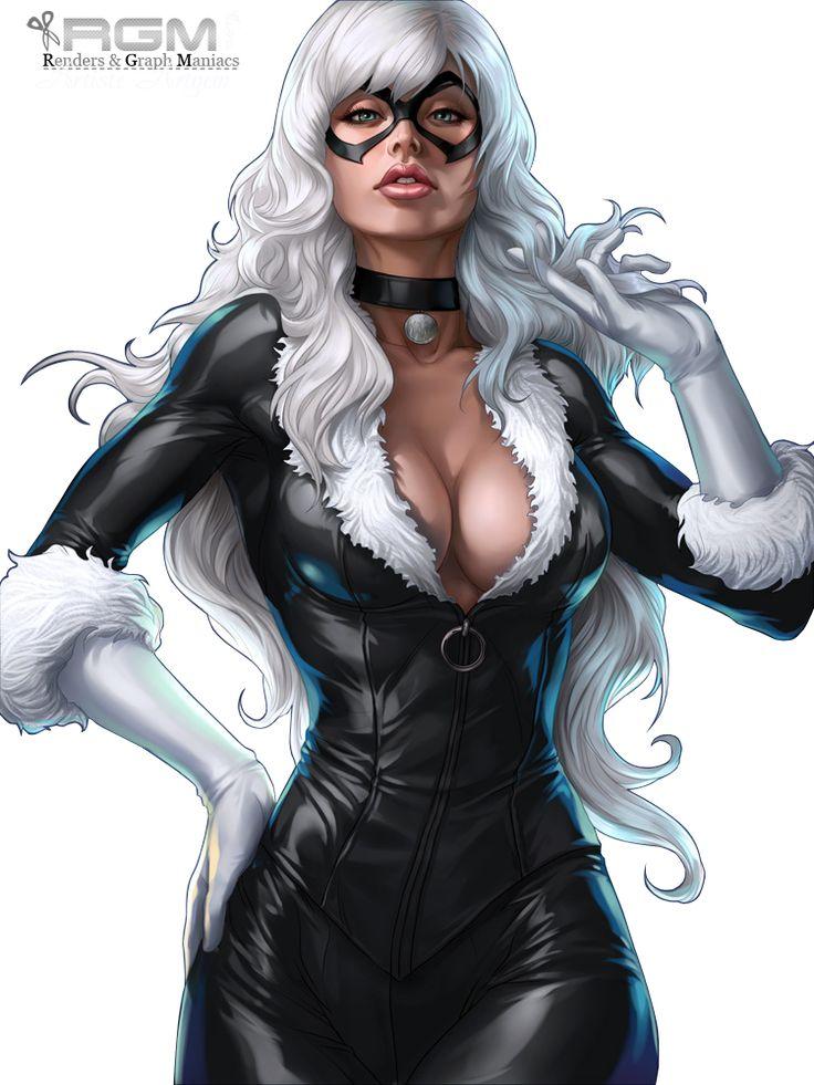 Universo HQ: GATA NEGRA (MARVEL COMICS)
