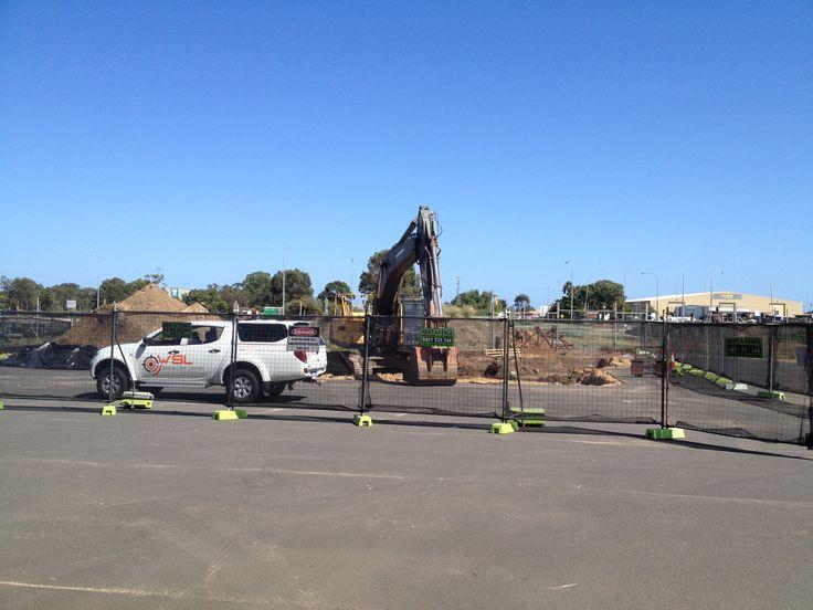 Underground service locating before and excavation. See WSL website at www.westernservicelocators.com.au #Perth #westernaustralia