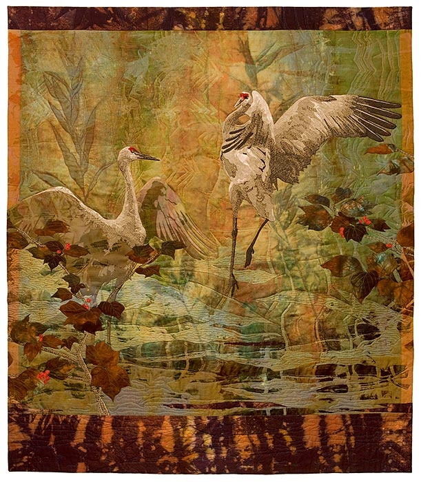 1280 best Art Quilts images on Pinterest | Patchwork quilting ... : pictorial quilt artists - Adamdwight.com