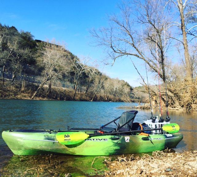 Basic checklist for kayak fishing bending branches blog for Bass fishing kayak