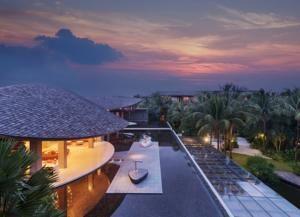 Renaissance Phuket Resort & Spa offers luxurious accommodation on the white sands of Mai Khao Beach.