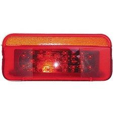 Fasteners Unlimited (003-81M1) Surface Mount Led Tail Light