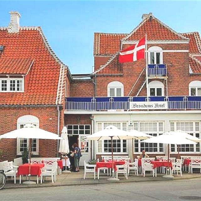 Brøndums Hotel, Skagen