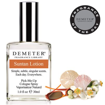 """On this day in 2000, ABC-TV aired """"The Beach Boys"""" TV Movie. The scent of Suntan Lotion must have been in the air which, rightfully so, is our Fragrance of the Day. 50% off with code 2134417.  Only one promotional code can be used per order."""
