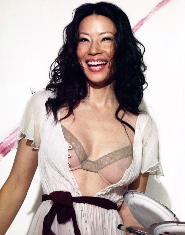 image Celebrity lucy liu loves playing dirty in dirty sexy money