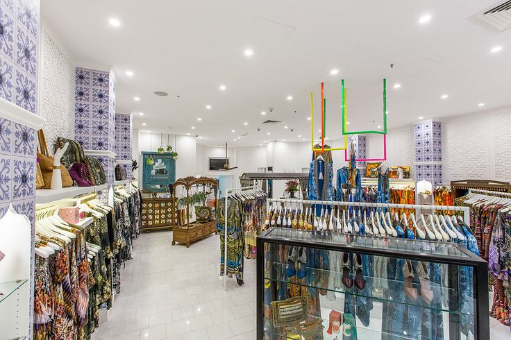 Working with the famous fashion store in Australia, Readyfit has considered the comfort of the customers upon entering the store, and the display cabinets for the products. They make these two things their top priorities every time they make business transaction with every client.