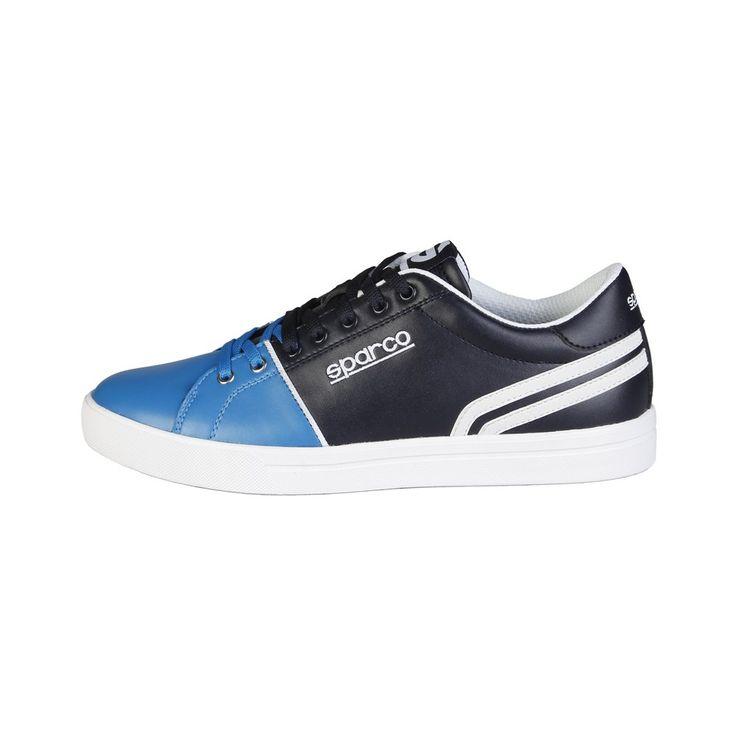 Zapatillas Sparco. Moda y deporte unidos. (Sparco Shoes. Fashion and sport united).