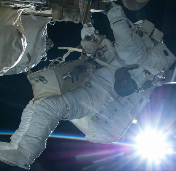 Record number of NASA astronaut applications 2/19/16 More than 18,300 people applied to join NASA's 2017 astronaut class – almost three times the number received in 2012. Astronaut Terry Virts conducts a spacewalk during an orbital sunrise: NASA