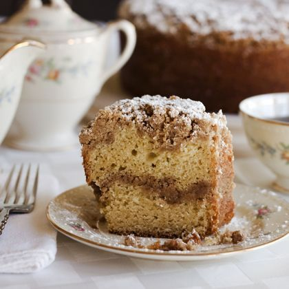 Buckles, Crumb Cakes and Streusels (Oh My)!