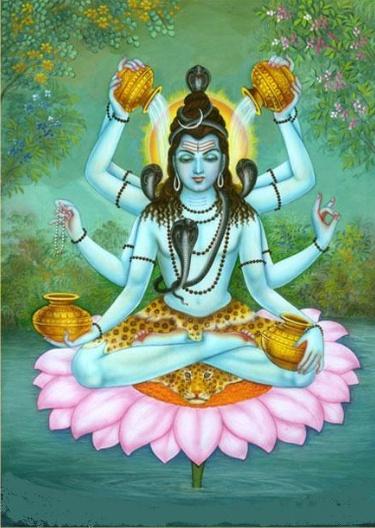 Lord Maha Mritunjay