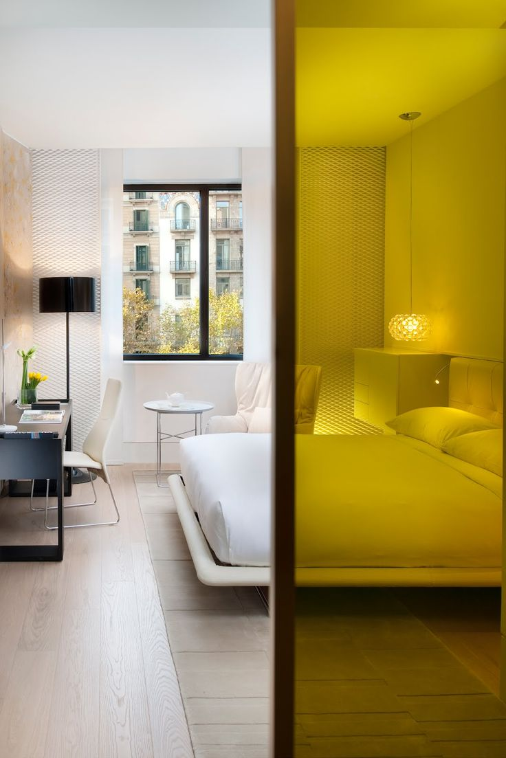patricia urquiola / hotel mandarin, barcelona
