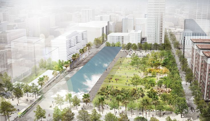 Rethinking Downtown Los Angeles by Revising Pershing Square - CityLab
