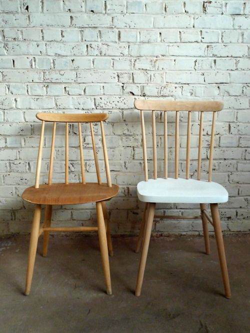 scandinavian-mood:    chaise bois Tapiovaara Finlande