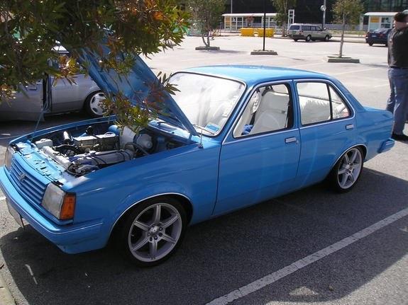 Holden Gemini SLX