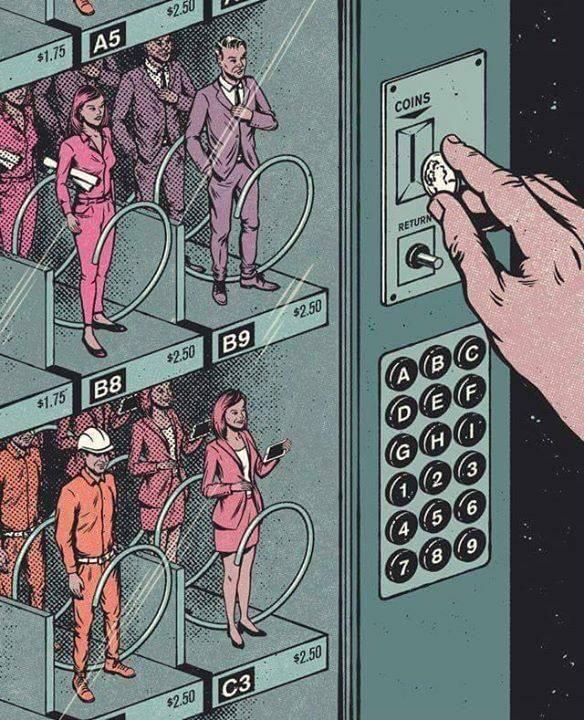 Gender Vendor Machine...