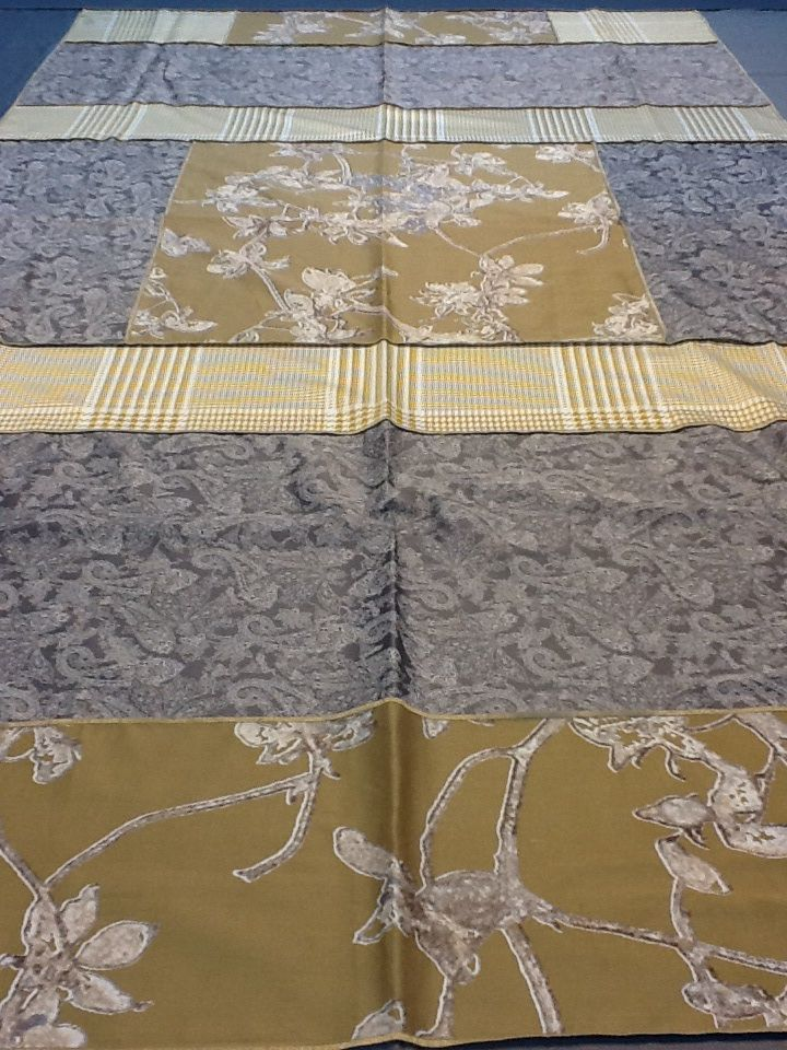 Hand made tablecloth from Milpanos