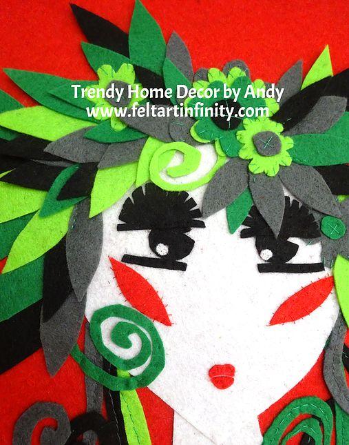 Punky  www.feltartinfinity.com
