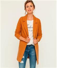 GDM - Manteau femme intersaison avec laine
