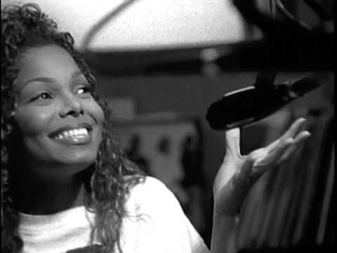 Janet Jackson talks recording Poetic Justice and the Janet. Album